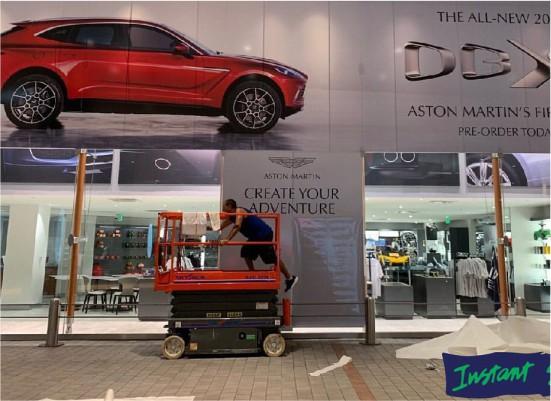 Aston marti banner