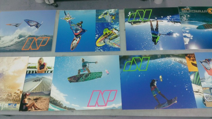 Foam Board Graphics