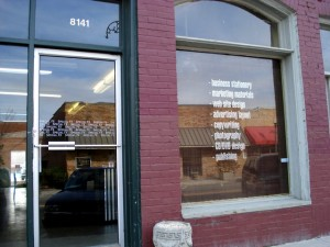 Window Lettering from Instant Signs Miami