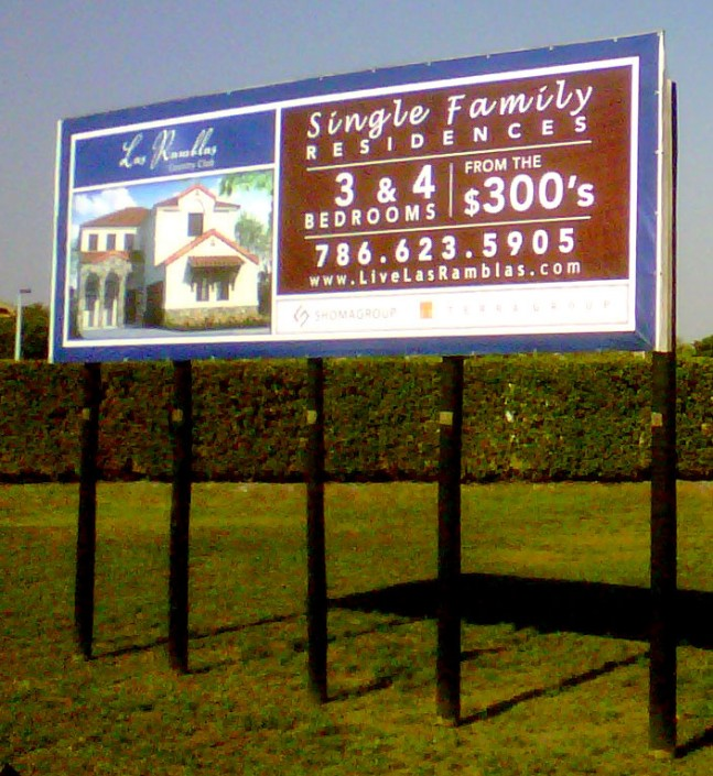 Digital & Vinyl Graphics on Self Standing PVC sign